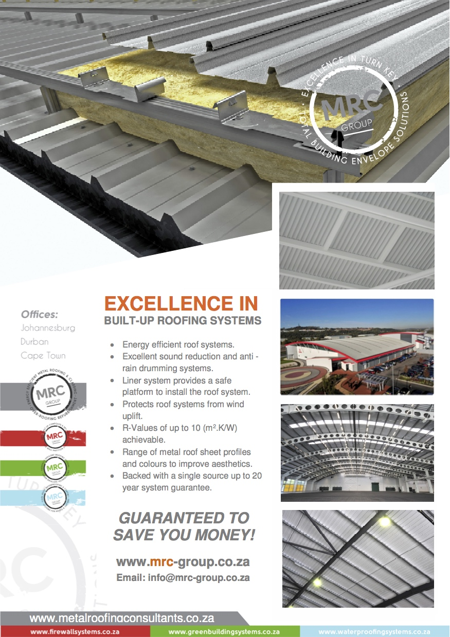 Built Up Roof Installation : Excellence in built up metal roofing cladding systems